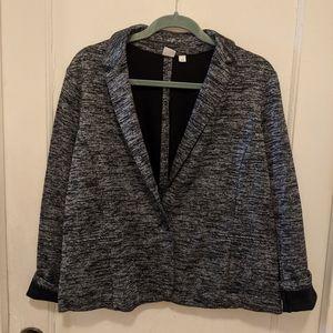 Gap soft knitted blazer
